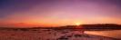 Вновь вспыхнул над ласковым морем янтарно-лиловый закат!